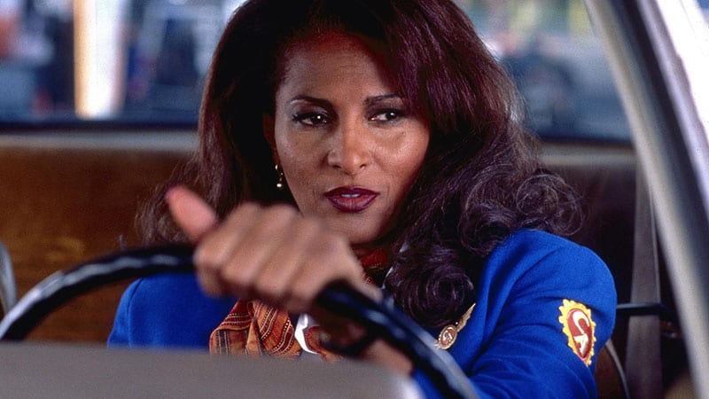 An Evening with Pam Grier, featuring Jackie Brown
