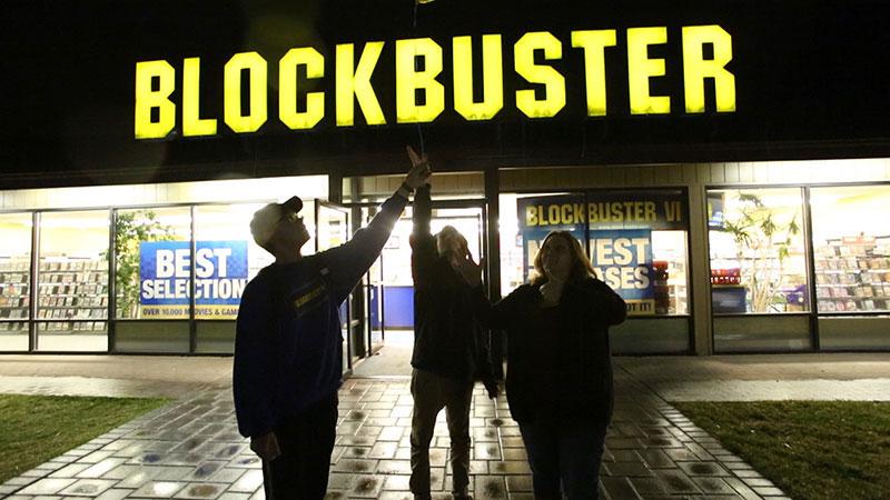 Saving Blockbuster