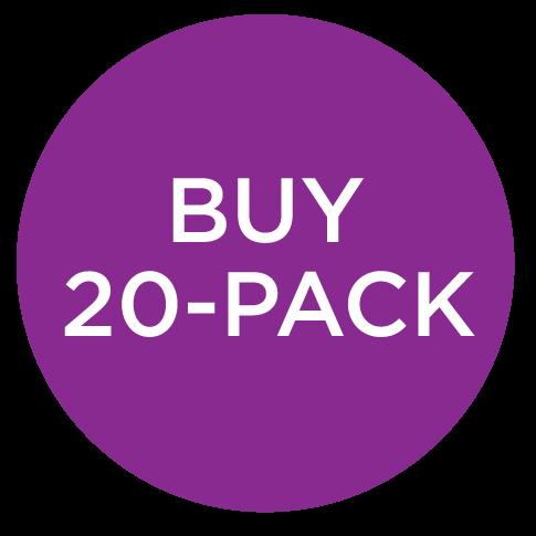 Buy 20-Pack