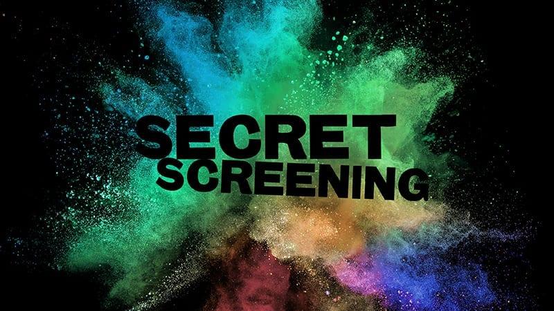 Secret Screening