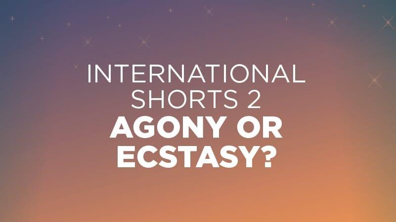International Shorts #2: Agony or Ecstasy?