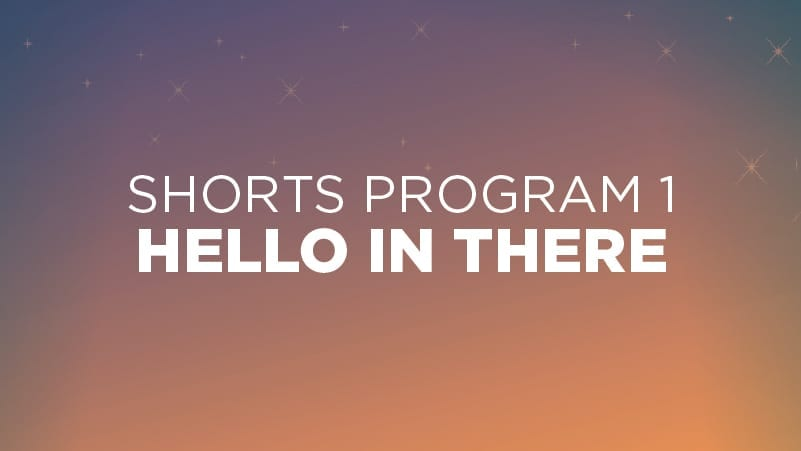 Shorts #1: Hello in There