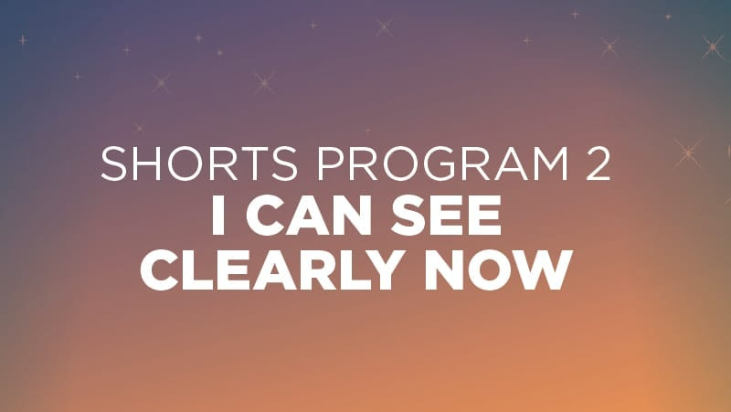Shorts #2: I Can See Clearly Now